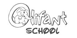 logoolifantschoolgrey